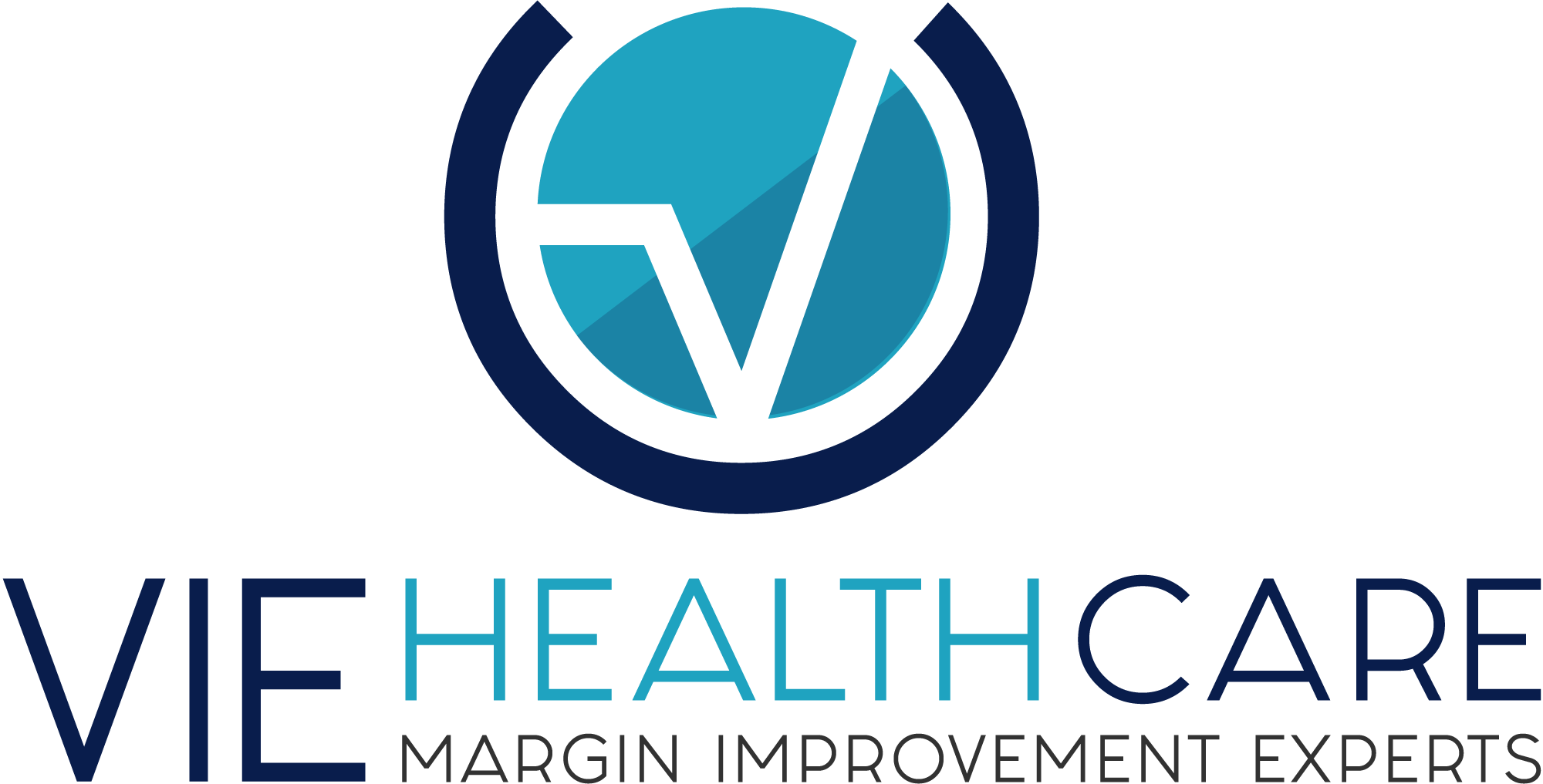 Logo VIE Healthcare is a company providing intelligent invoice analytics for hospital based on the software Invoice ROI and IRISXtract.
