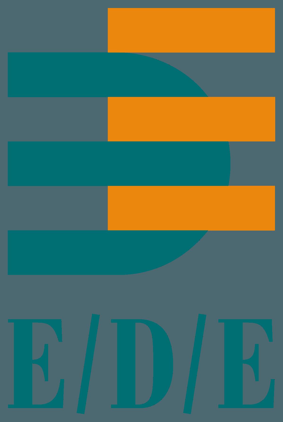 Logo E/D/E