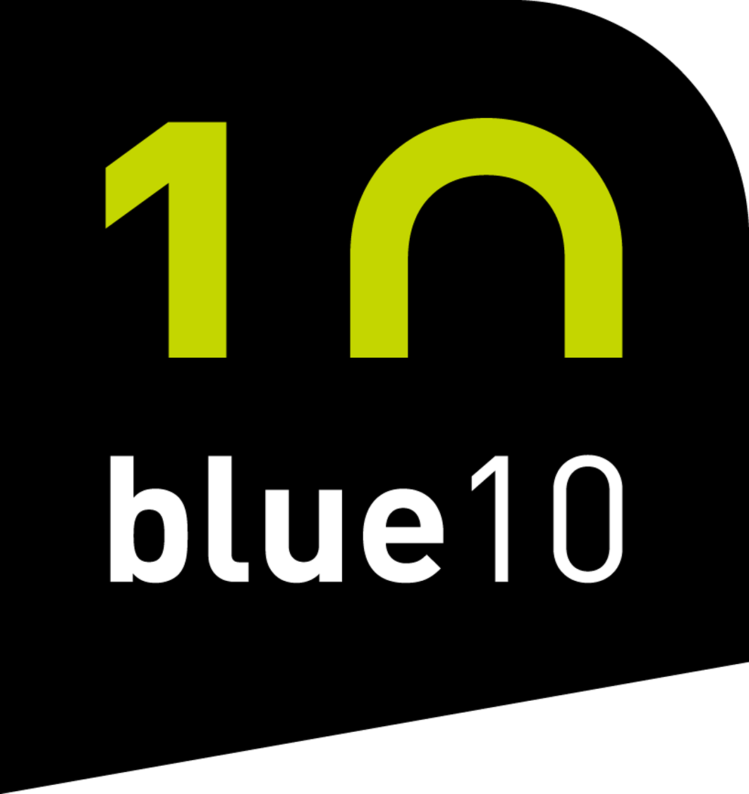 Logo Blue 10