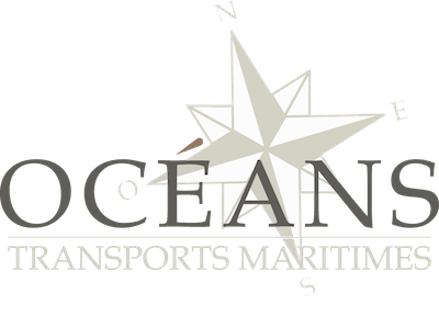 Logo Océans Transports Maritimes is a transport company using IRISXtract to automate invoice processing.