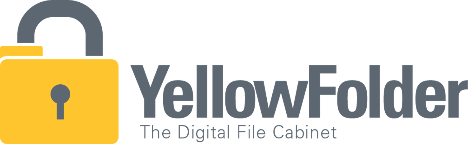 Logo YellowFolder is using IRISXtract for Digitizing Student Records.