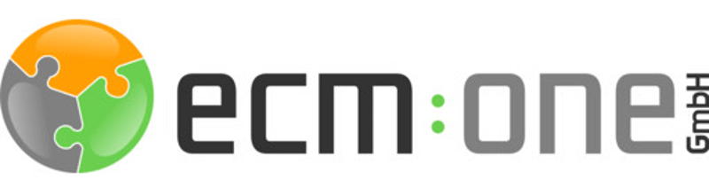 Logo ecm:one got to the finals of the Beyond conventions